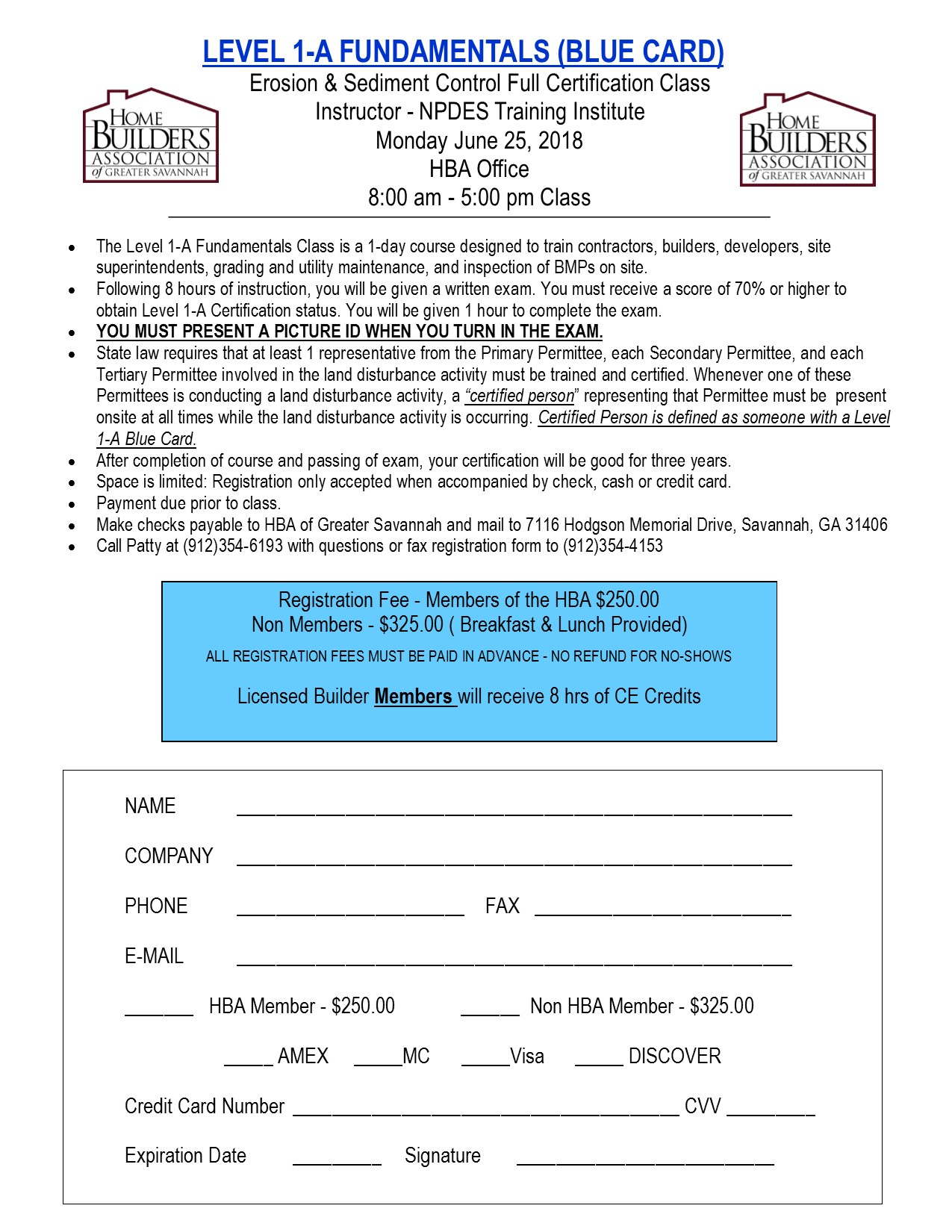 Events Home Builders Association Of Greater Savannah